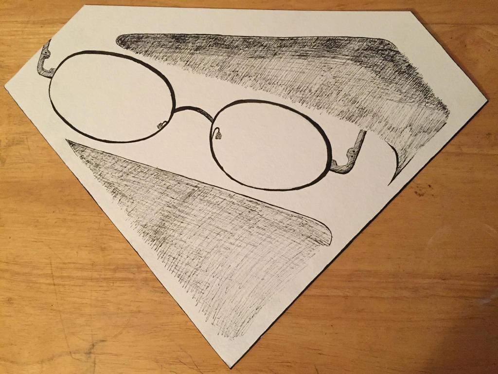Glasses? by kakashidragon87