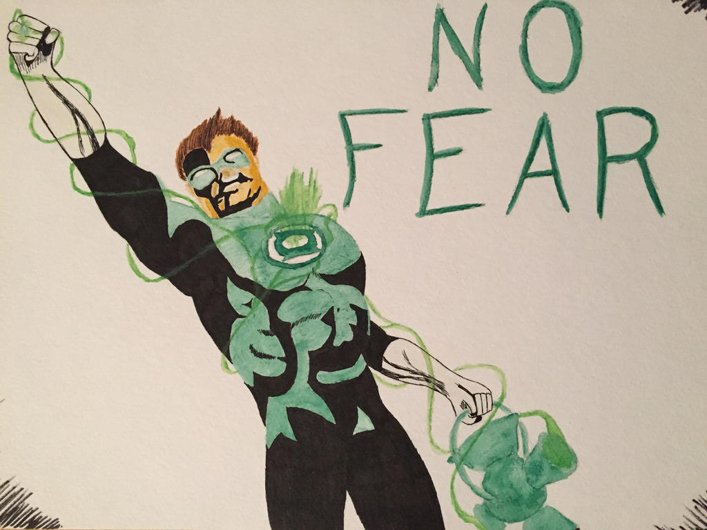 No Fear WIP by kakashidragon87