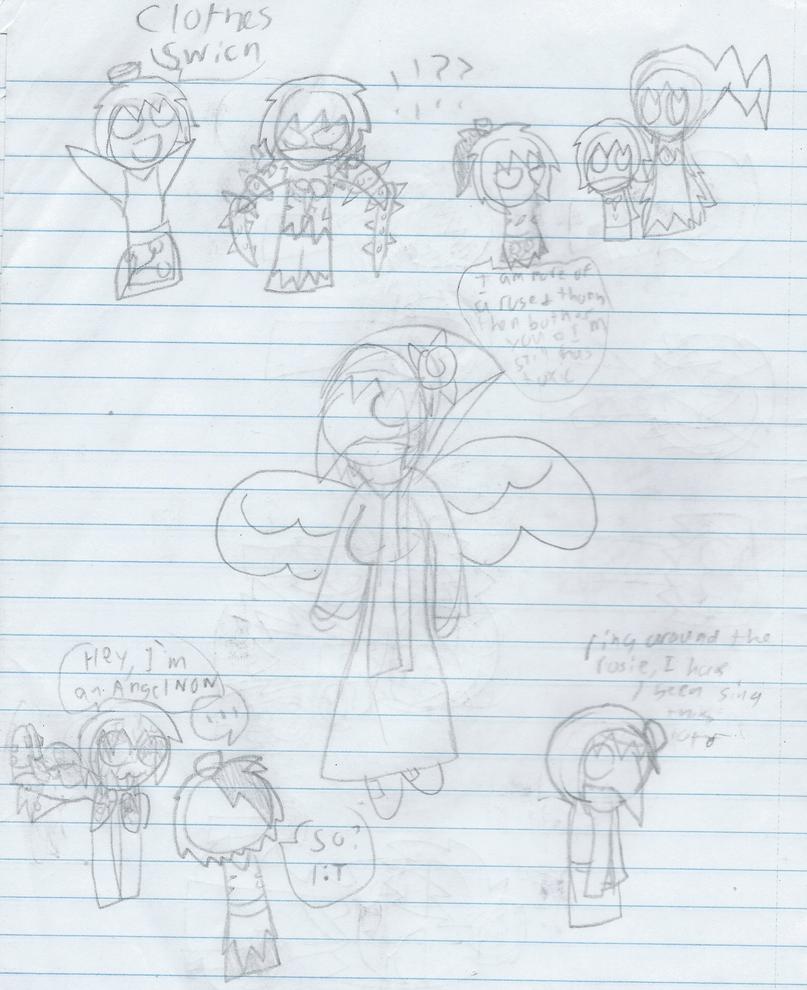 Persona Doodle by xtoxicxrosex