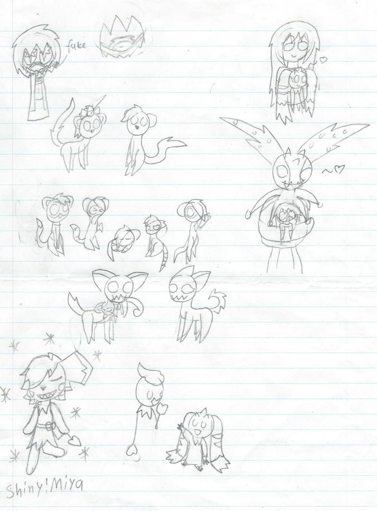Doodle by xtoxicxrosex
