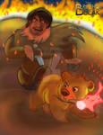 Brother Bear - Final Battle