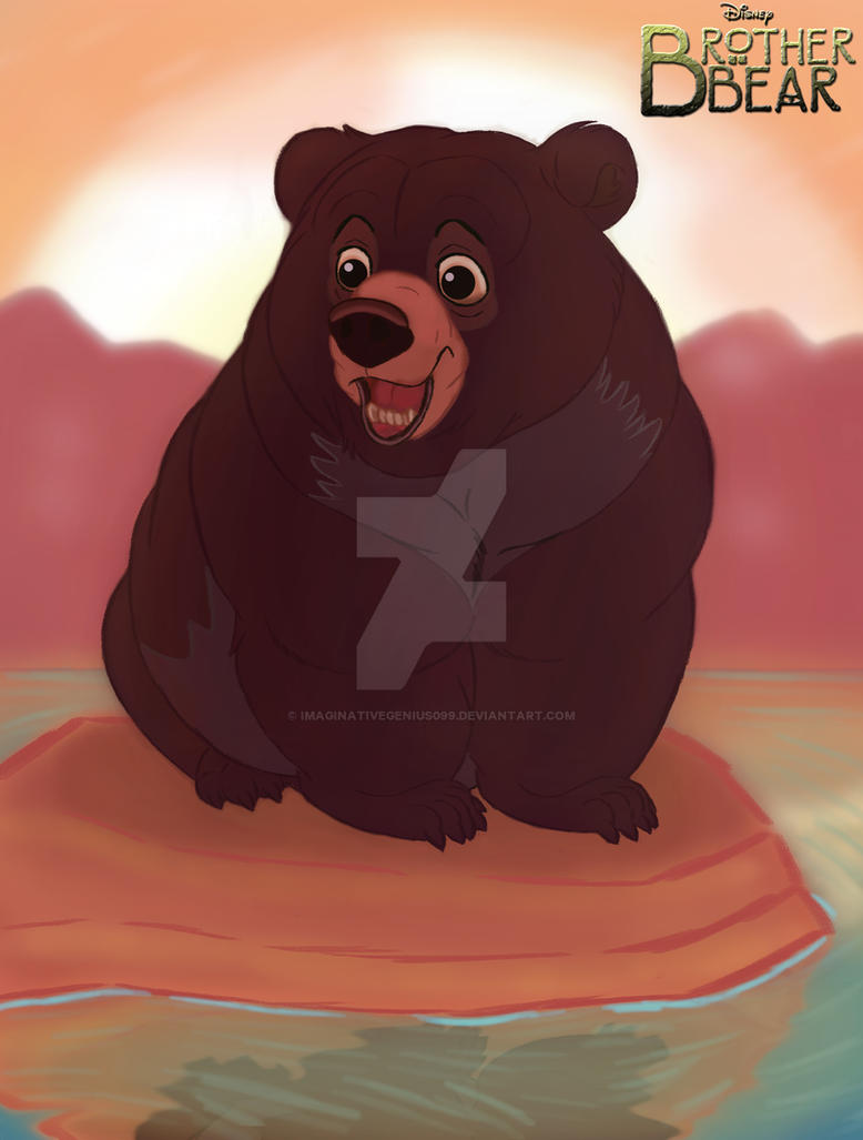 Brotherbear explore brotherbear on deviantart