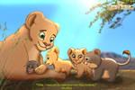 For EshekiAmira: The Lion King - Welcome Mheetu by imaginativegenius099