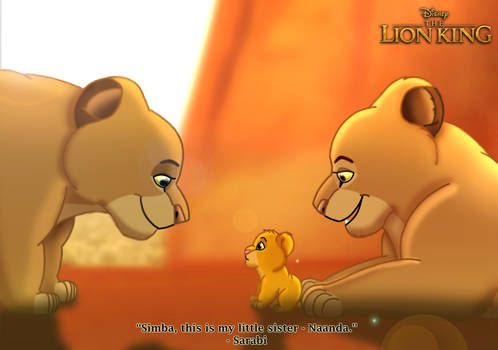 For NostalgicChills: The Lion King - Aunt Naanda