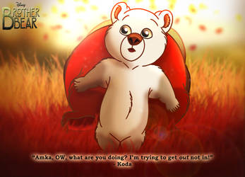 Brother Bear - I'm Trying to Get Out by imaginativegenius099
