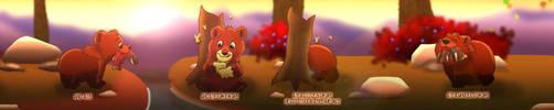 Brother Bear - Koda's Transformation by imaginativegenius099