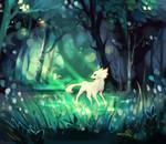 Metsas on asju