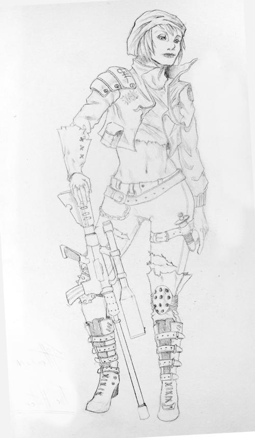 Josu Hernaiz 2D (Concept art / Illustration)