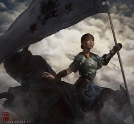 Lady of the Fallen