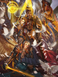 Dark Angels Order - I