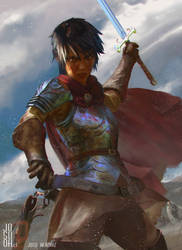 Casca by RobotDelEspacio