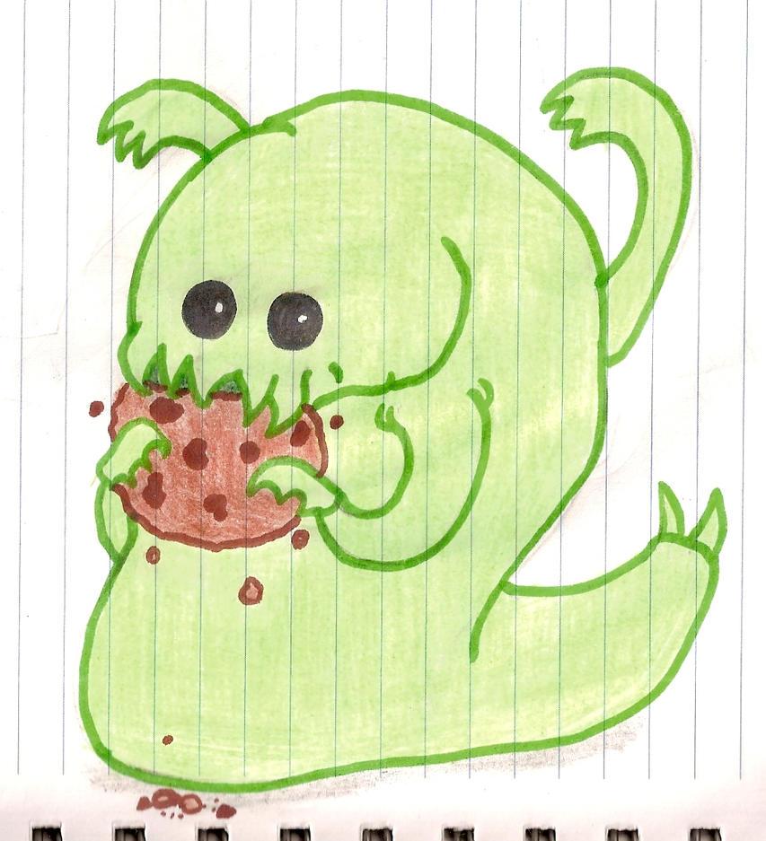 Lil' Venomancer by BPBegha