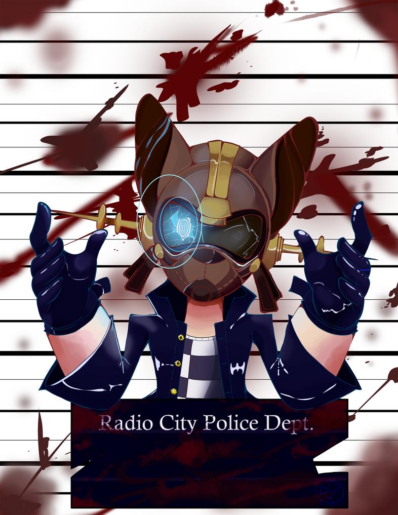 Failed Containment by DeviousVampire