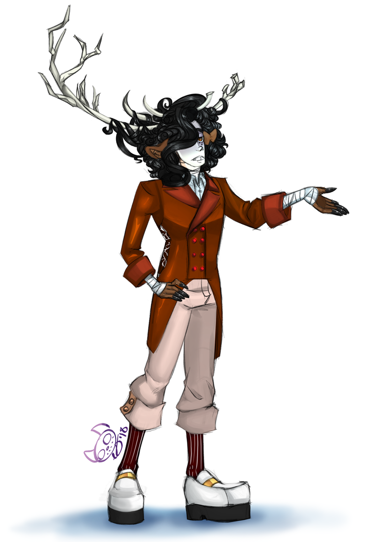 Stag!Andy by DeviousVampire