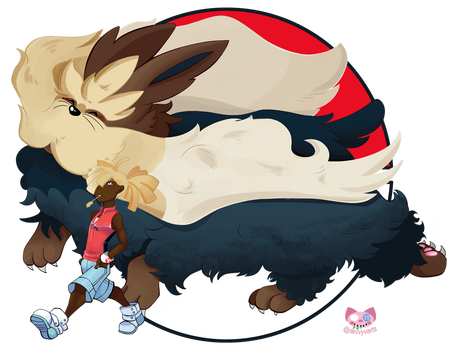 Pokemon RP: Travis