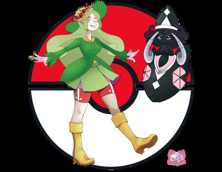 Pokemon RP: Honeydew