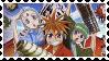 Oh! Edo Rocket Stamp by Snail-Guy