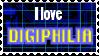 I love DIGIPHILIA Stamp