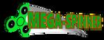 Mega-Spinner Logo (One-shot Manga Project) by Snail-Guy