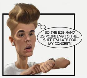Justin Bieber by fake173