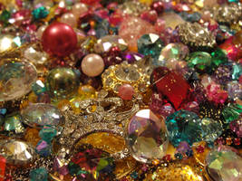 Treasure Pile 5 by Aquastock