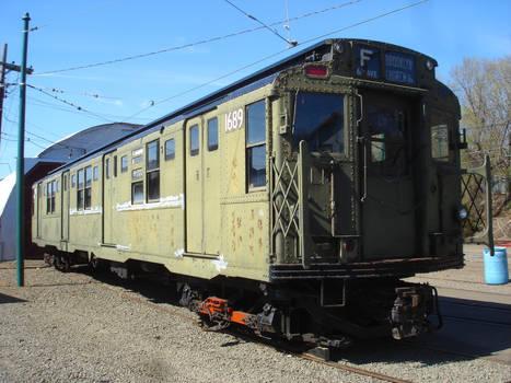 IND R9 car #1689-acf-1940-branford