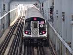 Feb 2020, J train on the Williamsburg Bridge by capt-sub