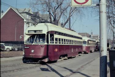 1974 - Toronto - Connaught St