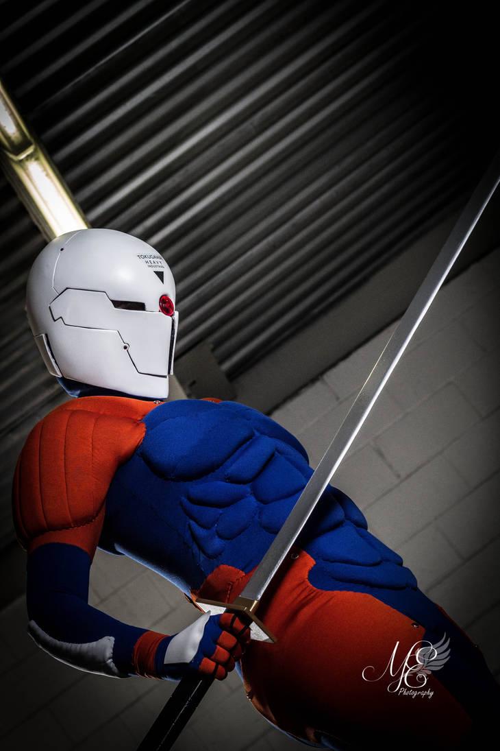 AZ 2014 - That Exoskeleton! by Belle43