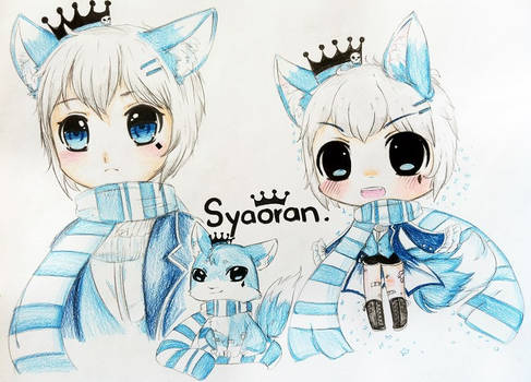 Syaoran (Pon) 's Ref