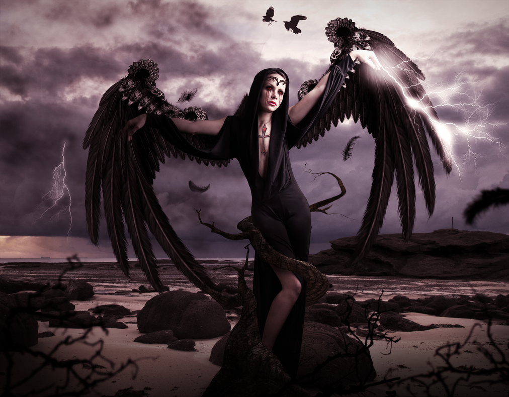 She-Abaddon by Croushmoush
