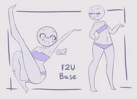 F2U (chibi base) 2 set by Ryxner