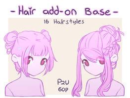 Hair Addon
