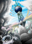 Squall Molting by LaSpliten