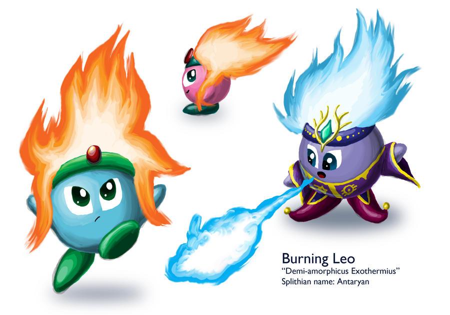 Burning Leo Kirby