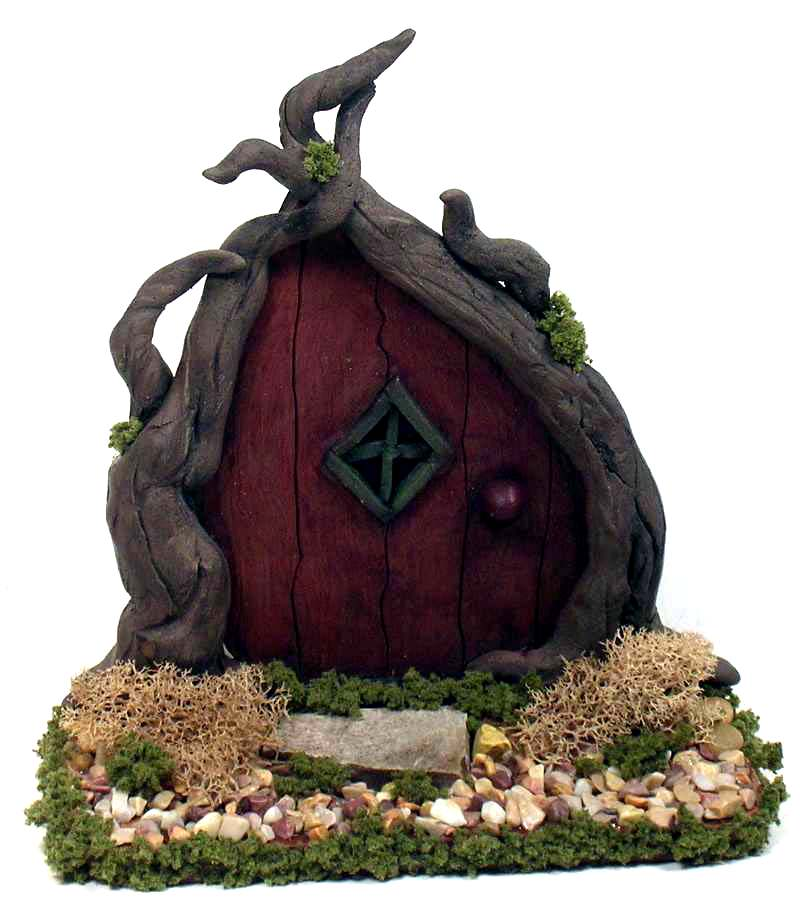 Fairy door by mysticalis on deviantart for Elf fairy doors