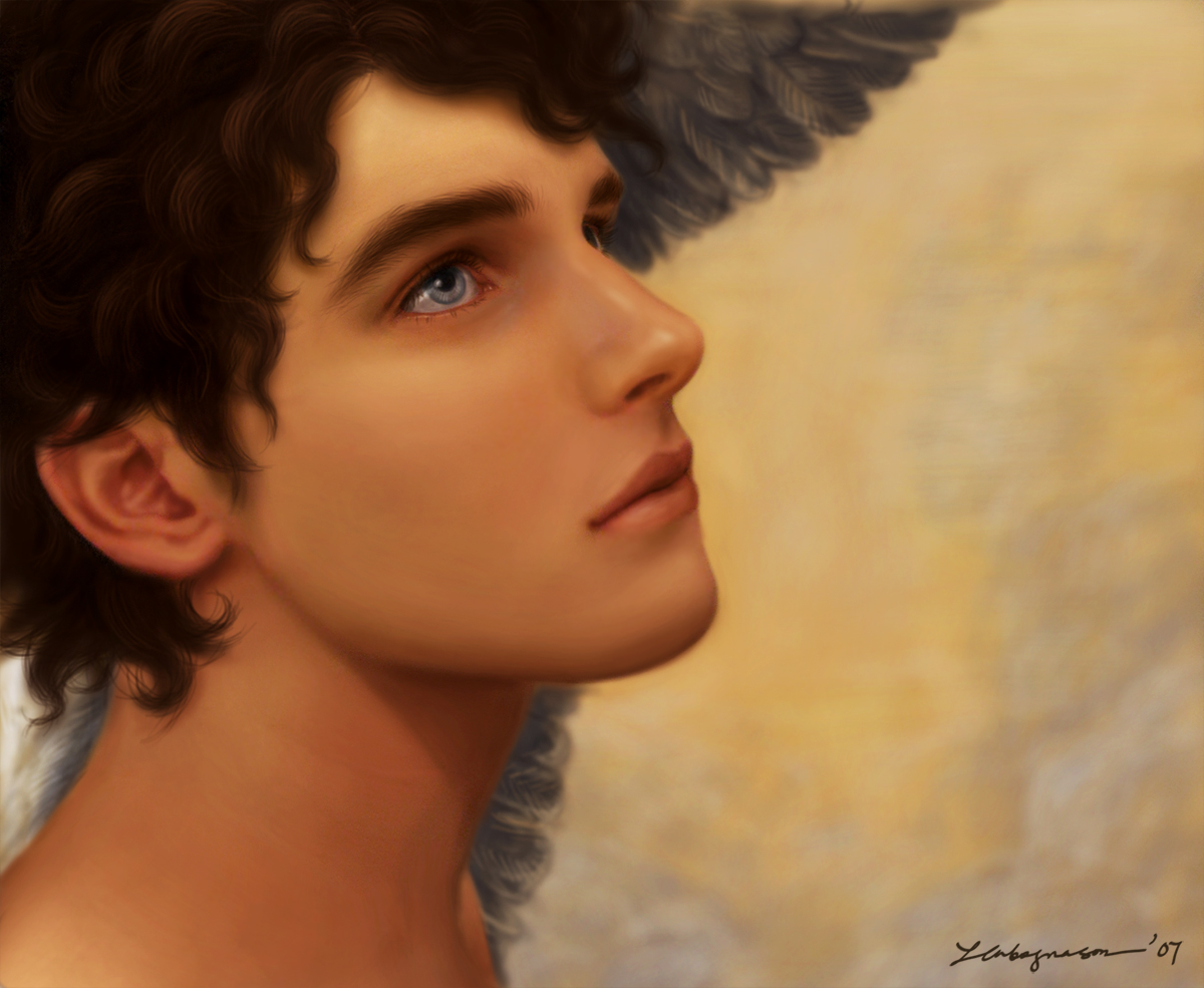 Cupid by snoozzzzzz on DeviantArt