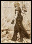 Cloud of Final Fantasy AC
