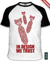 IDWT T-Shirt by Sir-SiriX