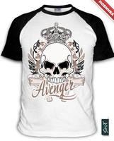 Avenger T-Shirt by Sir-SiriX