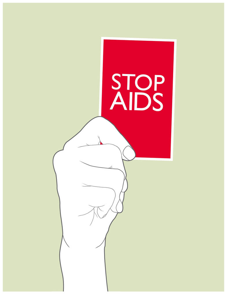 Stop AIDS 2 by Sir-SiriX