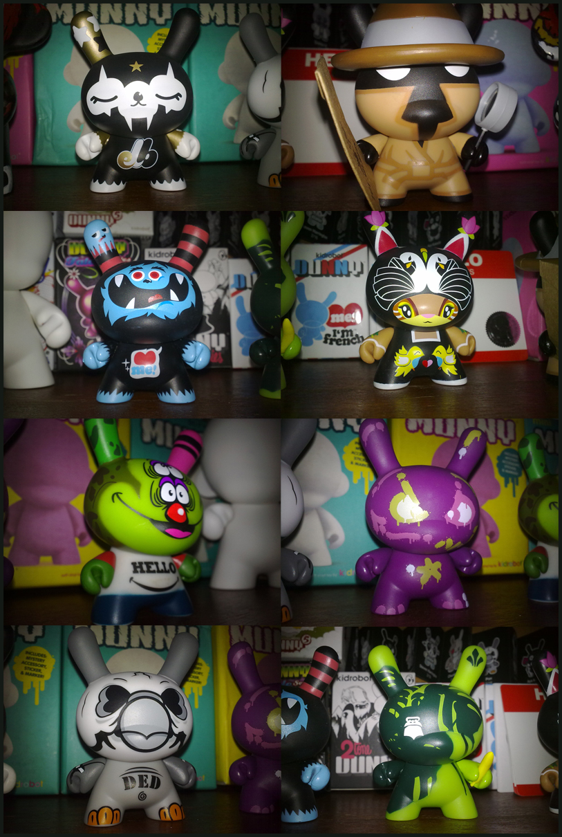 Collection of Dunny by Sir-SiriX