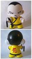 Munny Samurai by Sir-SiriX
