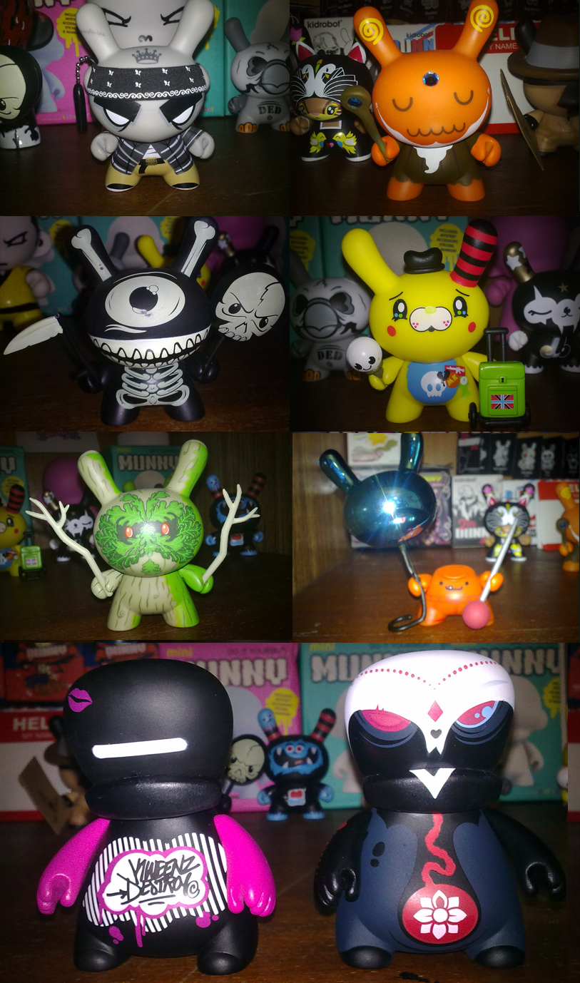 Collection of Dunny 2 and Budd by Sir-SiriX