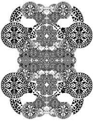 mspaint geometry by arttrysted