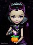 Halloween 2016 - Raven Queen