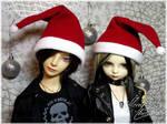Christmas 2016 - BJD by LilySkadi