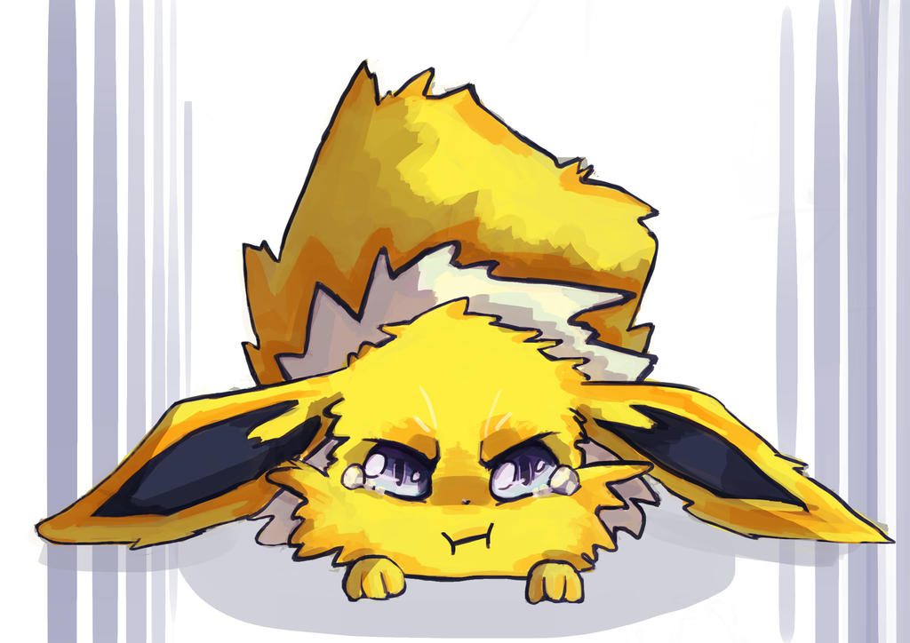 how to get thunderbolt for jolteon fire red