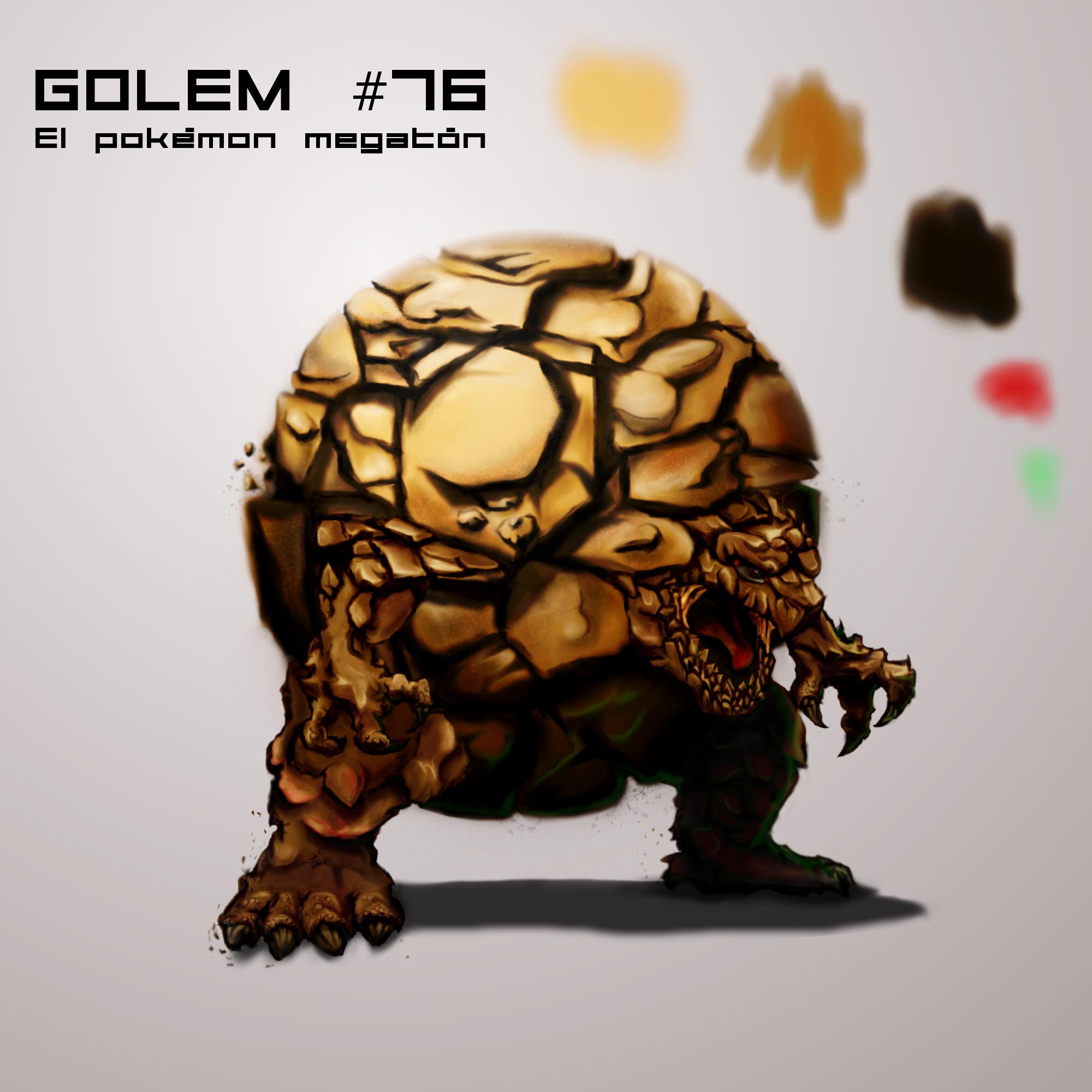 Golem Pokemon Shiny Pokemon Images | Pokemon Images