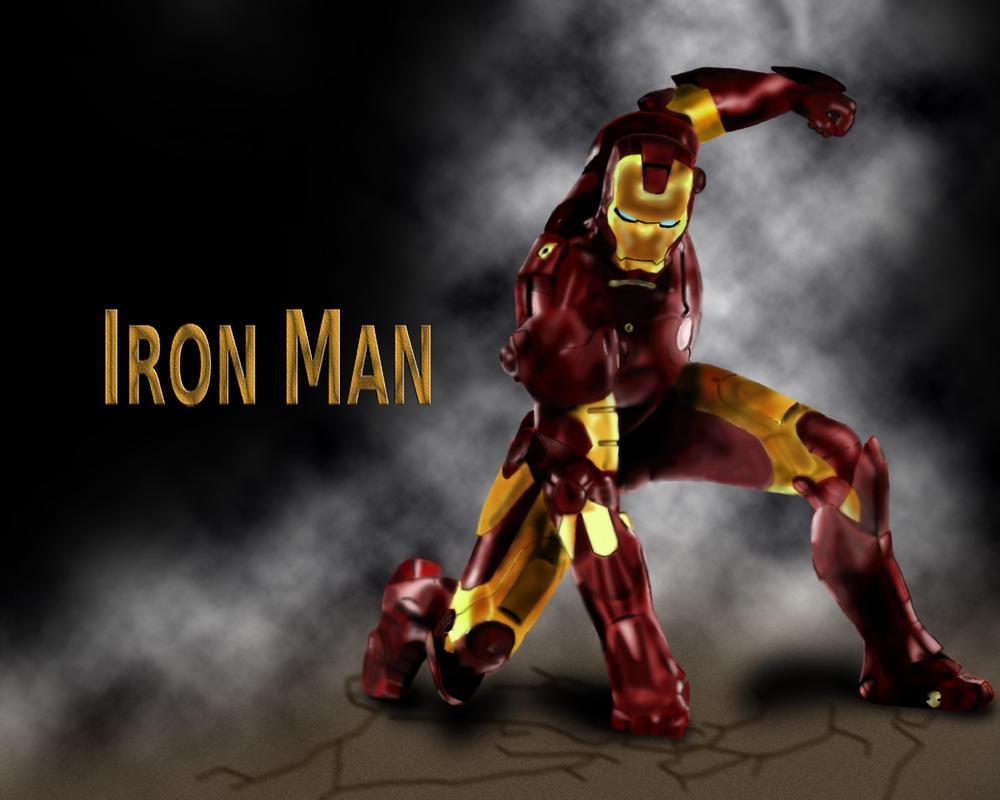 Iron Man Wallpaper By Robler On DeviantArt